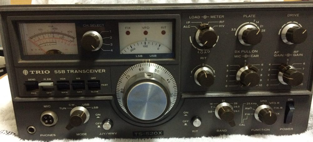 27MHz CB 無線 Citizen Band Radio